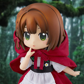 Little Red Riding Hood: Rose Nendoroid Doll Collectible Figure