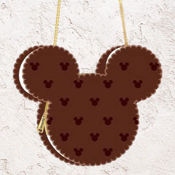 Mickey Mouse Ice Cream Sandwich Crossbody Apparel