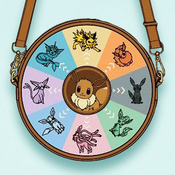 Eevee Evolutions Crossbody Apparel