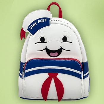 Stay Puft Marshmallow Man Mini Backpack Apparel