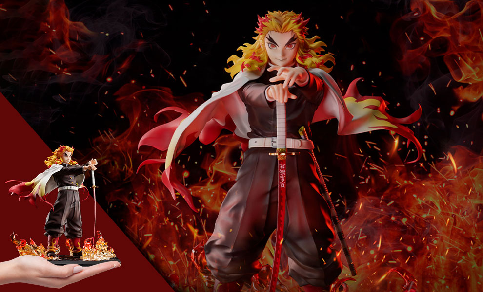 Kyojuro Rengoku Collectible Figure