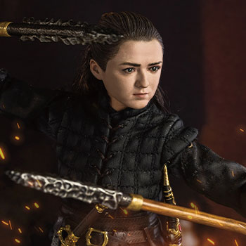 Arya Stark (Season 8) Sixth Scale Figure