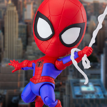 Peter Parker: Spider-Verse Version DX Nendoroid Collectible Figure
