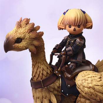 Shantotto & Chocobo Collectible Set