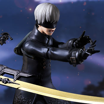 9S (YoRHa No.9 Type S) (Deluxe) Action Figure