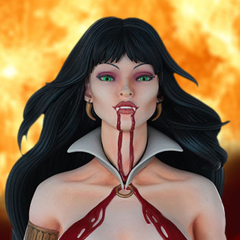 Vampirella (Red Reign Proof) Bust