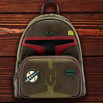 Boba Fett He's No Good to Me Dead Mini Cosplay Backpack Apparel