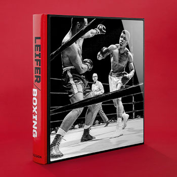 Leifer, Boxing. 60 Years of Fights and Fighters Book