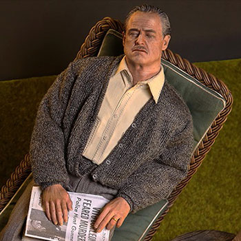 Vito Corleone (Golden Years Version) Sixth Scale Figure