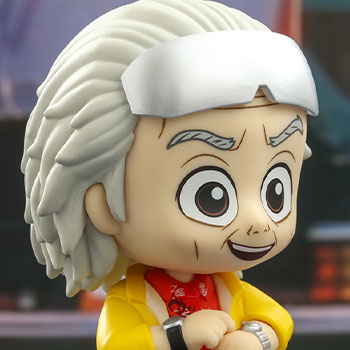 Doc Brown Collectible Figure