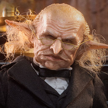 Gringotts Head Goblin (Normal Version) Sixth Scale Figure