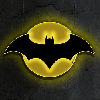 Batman LED Logo Light (Regular) Wall Light