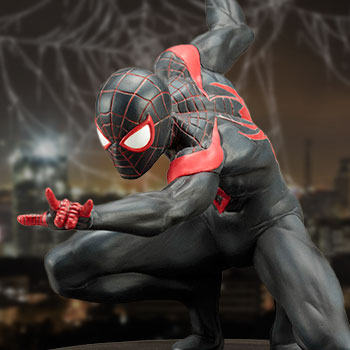 Spider-Man (Miles Morales) 1:10 Scale Statue