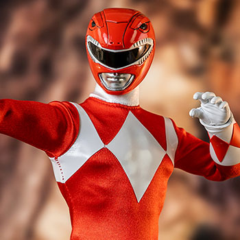 Red Ranger Sixth Scale Figure