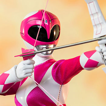 Pink Ranger Sixth Scale Figure
