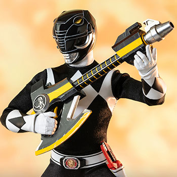 Black Ranger Sixth Scale Figure