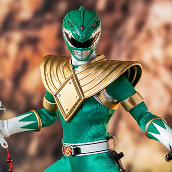 Green Ranger Sixth Scale Figure