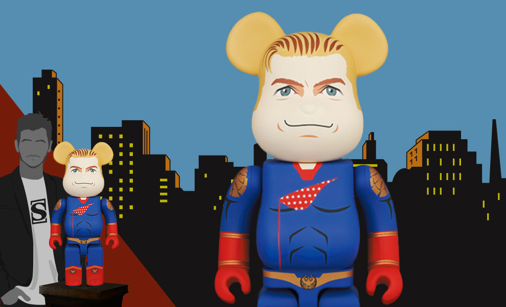 Be@rbrick Homelander 1000% Collectible Figure