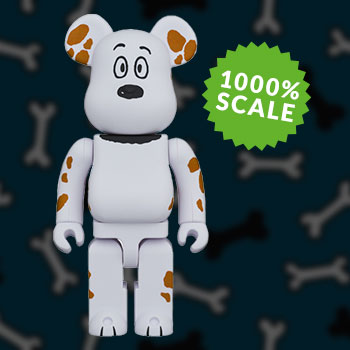 Be@rbrick Marbles 1000% Collectible Figure