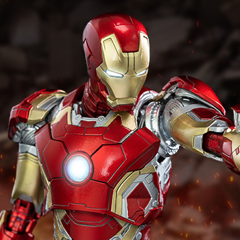 Iron Man Mark XLIII Collectible Figure