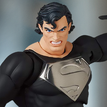 Superman (Return of Superman) Collectible Figure