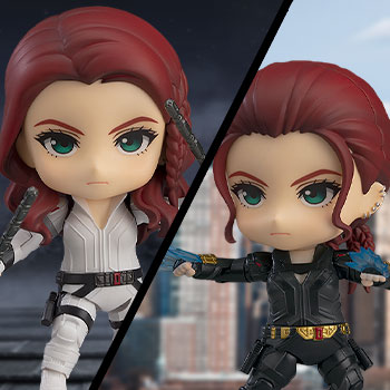 Black Widow Nendoroid DX Collectible Figure