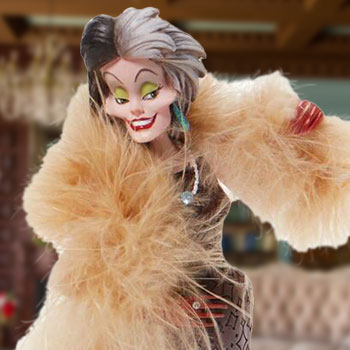 Cruella Couture de Force Polyresin Figure