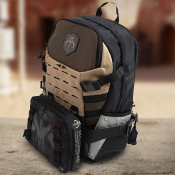 Warriors of Mandalore Backpack Apparel