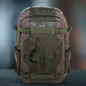 Boba Fett Backpack Apparel