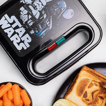 Darth Vader & Stormtrooper Grilled Cheese Maker Kitchenware