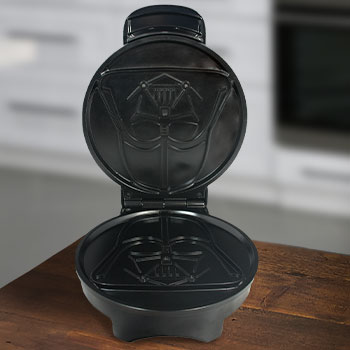Darth Vader Waffle Maker Kitchenware
