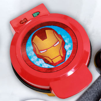 Iron Man Waffle Maker Kitchenware