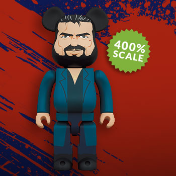 Be@rbrick Billy Butcher 400% Collectible Figure