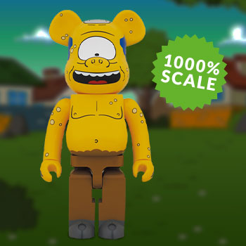 Be@rbrick Simpsons Cyclops 1000% Collectible Figure