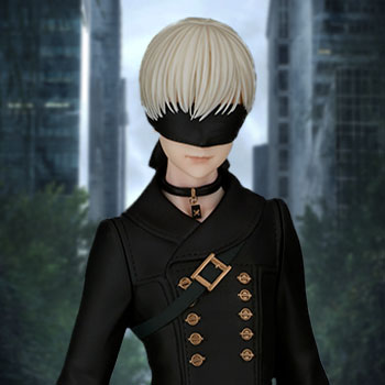 9S (YoRHa No. 9 Type S) Collectible Figure