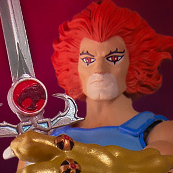 Lion-O Action Figure