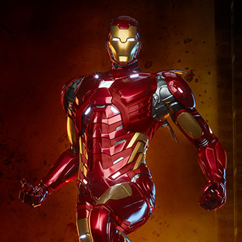 Iron Man 1:3 Scale Statue