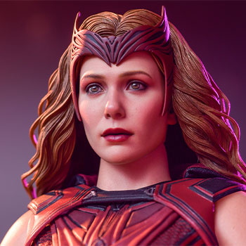 The Scarlet Witch Sixth Scale Figure