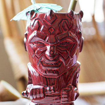 Darth Maul Tiki Mug