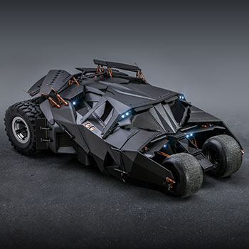 Batmobile Sixth Scale Figure Accessory
