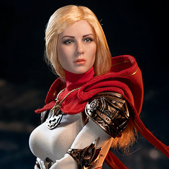Nordic Fighter (European Version) Sixth Scale Figure