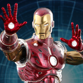Iron Man (Deluxe) Sixth Scale Figure