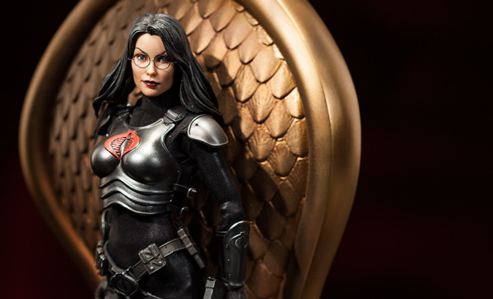 Gallery Feature Image of Baroness Sixth Scale Figure - Click to open image gallery