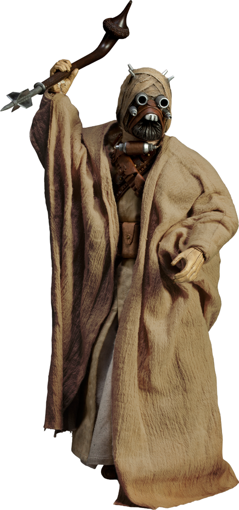 Sideshow Collectibles Tusken Raider Sixth Scale Figure