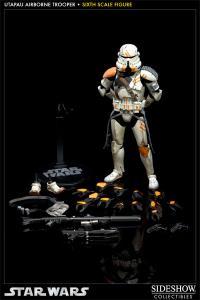 Gallery Image of Utapau Airborne Trooper Sixth Scale Figure
