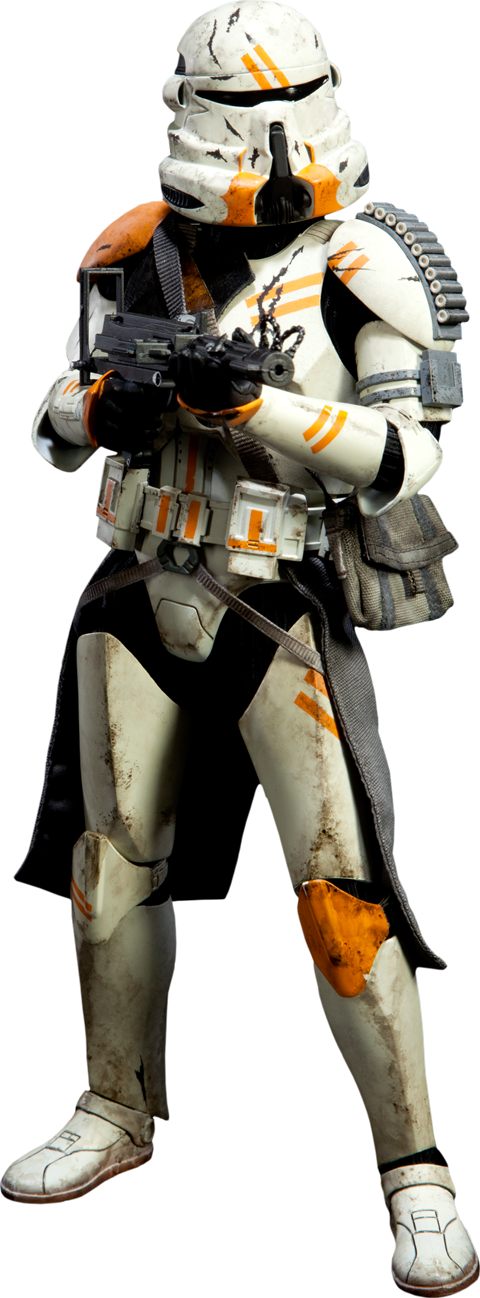 Sideshow Collectibles Utapau Airborne Trooper Sixth Scale Figure
