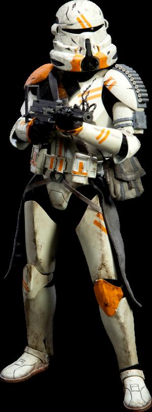 Utapau Airborne Trooper Sixth Scale Figure