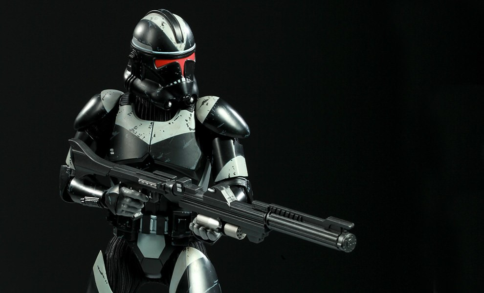 Gallery Feature Image of Utapau Shadow Trooper Sixth Scale Figure - Click to open image gallery