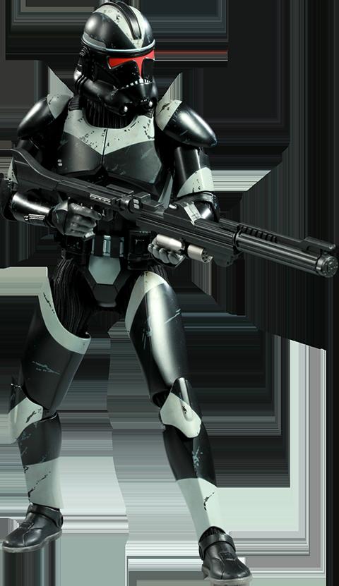 Sideshow Collectibles Utapau Shadow Trooper Sixth Scale Figure