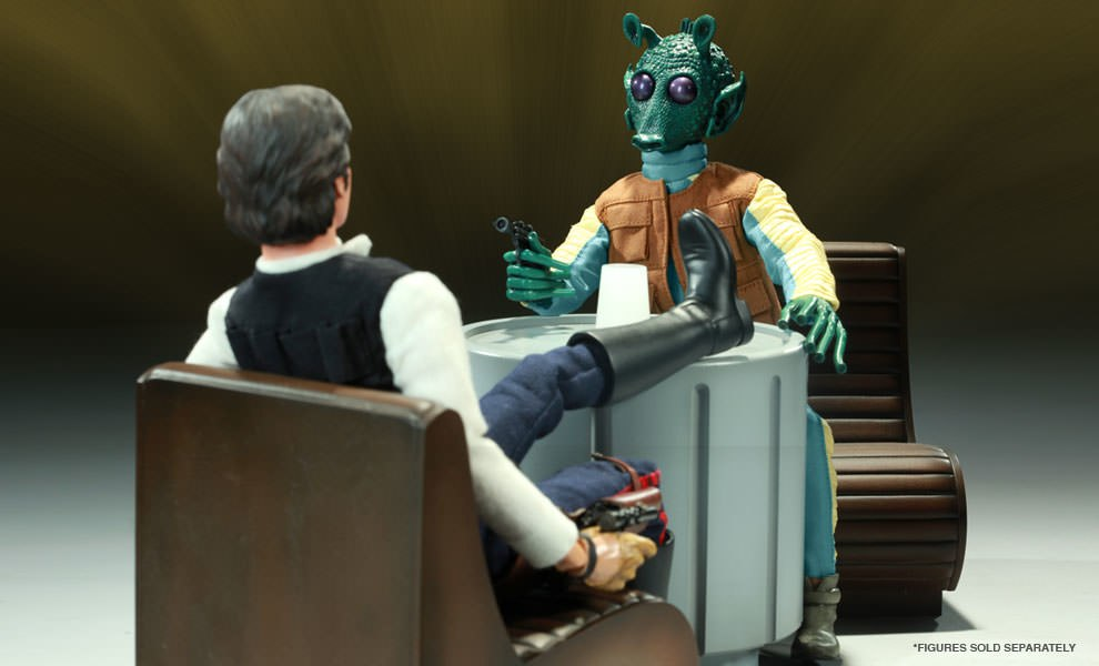 Gallery Feature Image of Mos Eisley Cantina Sixth Scale Figure Accessory - Click to open image gallery